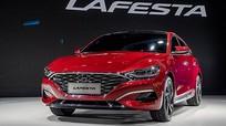 Hyundai trình làng sedan cỡ nhỏ Lafesta