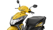 Honda ra mắt xe tay ga Dio Deluxe giá 800 USD