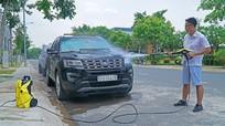 6 vật dụng cần thiết khi tự rửa ô tô tại nhà