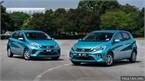 """5 chiếc ô tô hatchback tự động """"mới toanh"""" giá dưới 200 triệu"""