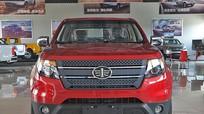 Xe bán tải Trung Quốc giá 17.000 USD, nhái thiết kế Ford Ranger, Explorer