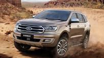 Ford Everest 2019 lộ diện trước khi được bán ra chính thức