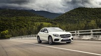 Triệu hồi 284 ôtô hạng sang Mercedes tại thị trường Việt Nam