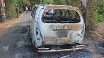 Liên tiếp cháy xe ô tô, tìm kinh nghiệm phòng tránh