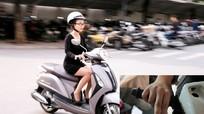Vừa ga vừa phanh khi đi xe máy - thói quen tai hại