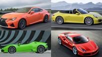 Thay đổi màu sơn ô tô cần phải làm những thủ tục gì?