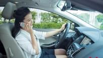 Phụ nữ lái xe ô tô cần lưu ý những điều này