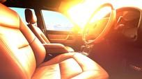 Đỗ xe giữa trời nắng nóng, ô tô thiệt hại kinh khủng thế nào?