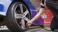 Có nên bơm khí Nitơ cho lốp ô tô?