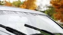 Mùa mưa bão, dùng gạt mưa cho ôtô thế nào cho hiệu quả?