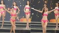 Xem lại thân hình nóng bỏng của Top 15 Hoa hậu Hoàn vũ Việt Nam