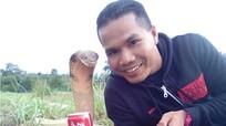 Chuyên gia bắt rắn nổi tiếng chết vì rắn hổ mang cắn