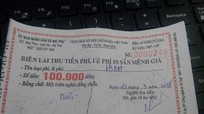 Vụ việc nộp phí xác nhận độc thân 100.000 đồng, Chủ tịch UBND xã nói gì?