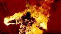 Thanh niên chết cháy khi tẩm xăng tự thiêu lúc nửa đêm