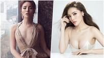 Vòng một của mỹ nhân Việt bỗng dưng 'phổng phao' khác thường