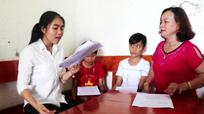 Lớp học hát miễn phí của nghệ nhân hát dân ca
