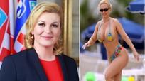Nữ Tổng thống Croatia - Kolinda được 'săn lùng' trên mạng