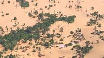 Chiều nay 25/7: Họp khẩn để tính toán tác động từ vụ vỡ đập ở Lào đến Việt Nam