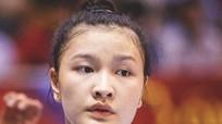 Sức cuốn hút của Kim Thanh - hoa khôi bóng chuyền VTV Cup