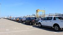 Ô tô nhập khẩu tăng 1.000 chiếc trong tuần đầu tháng 9