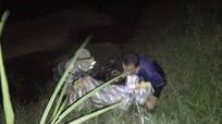 Nam bệnh nhân chết dưới cống nước khi trốn viện