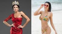 Đường cong nóng bỏng của tân Hoa hậu Hòa bình Quốc tế