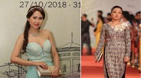 'Dàn gái nhảy' Minh Thư, Mỹ Duyên xuất hiện cuốn hút trên thảm đỏ