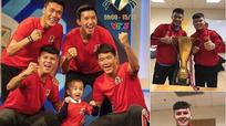 Xúc động chia sẻ chiến thắng của tuyển thủ Việt Nam với cậu bé 4 tuổi ung thư não