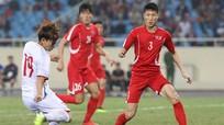 ĐT Việt Nam 1 - 1 Triều Tiên: Tiến Linh ghi bàn, đội khách gỡ hòa từ pha đá phạt