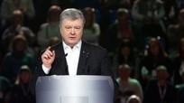 Bầu cử tổng thống Ukraine: Poroshenko lệnh vây cánh lôi kéo cử tri của Zelensky