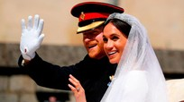Hoàng tử Harry tuyên bố Meghan sinh con trai đầu lòng