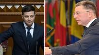 Đại diện đặc biệt của Mỹ tại Ukraine: 'Zelensky sẵn sàng làm việc vì hòa bình'
