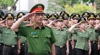Sĩ quan công an có thể được kéo dài thời gian làm việc tới 70 tuổi