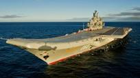 Tàu sân bay mới của Nga làm căn cứ cho 40 máy bay