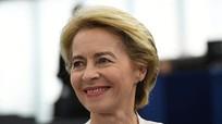Ủy ban châu Âu bầu nữ chủ tịch đầu tiên