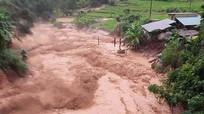 13 người mất tích do lũ quét sau bão số 3 ở Thanh Hóa