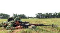 Xạ thủ bắn tỉa Việt Nam giành kết quả cao tại Hội thao quân sự quốc tế (Army Games)