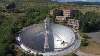 Thiên văn 'tuyệt mật' lớn nhất thế giới ở Armenia