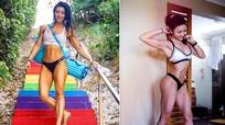 Nữ vận động viên khoe video thân hình 'nóng bỏng' lên mạng xã hội  bị cảnh sát 'hỏi tội'