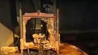 Phát hiện 'mỏ vàng đen' khi đào giếng trong vườn nhà