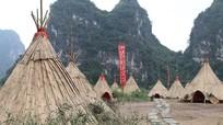 Tháo dỡ phim trường 'Kong: Skull Island' tại Khu du lịch Tràng An