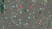 Nghệ An sẽ xây thêm 3 điểm giao cắt khác mức giao thông tại thành phố Vinh