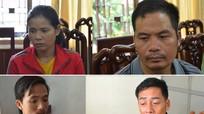Bắt 4 đối tượng trong đường dây mua bán ma túy xuyên quốc gia từ Lào về Nghệ An