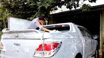 Sai lầm khi tự rửa ô tô, xe máy tại nhà