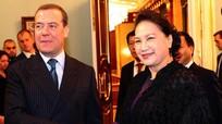 Thủ tướng Medvedev: Việt Nam hiện là điểm đến ưa thích của người Nga