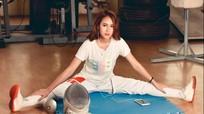 Sắc đẹp của nữ vận động viên đấu kiếm 'đốn ngã' fan hâm mộ