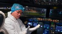 Bên trong chuyến bay đưa công dân Việt Nam từ Vũ Hán về nước