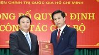 Công bố và trao quyết định bổ nhiệm nhân sự của Ban Bí thư Trung ương Đảng