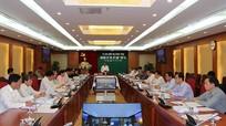 Ủy ban Kiểm tra Trung ương xem xét kỷ luật một số tập thể, cá nhân