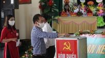 Rút kinh nghiệm Đại hội điểm các  Đảng bộ ở Quỳnh Lưu